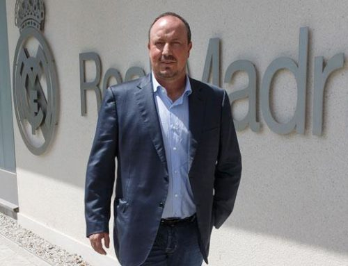 OFFICIAL: Rafa Benitez new Real Madrid manager