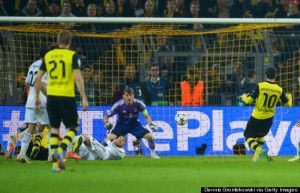 Borussia Dortmund v Real Madrid - UEFA Champions League Quarter Final