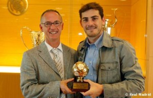 Casillas Award