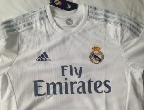Pictures of Real Madrid jersey 2015/16
