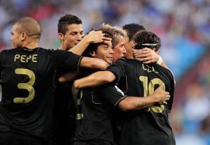 Zaragoza v Real Madrid (Getty Images)